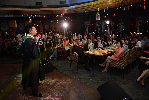 "OCBC ""Harry Potter"" Appreciation Dinner"