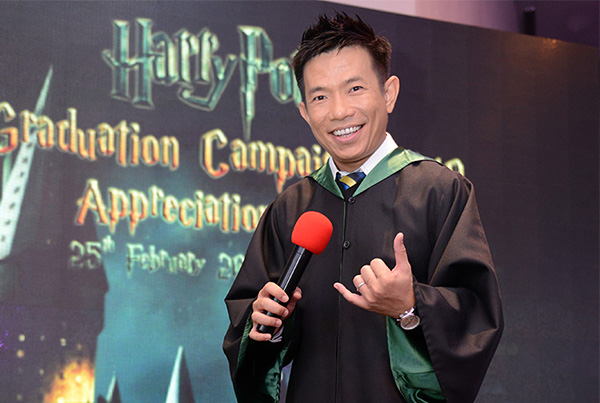 Melvin Aeria – Harry Potter