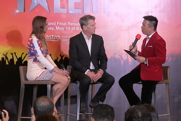 Media / Meet & Greet Session – AXN's Asia's Got Talent 2015