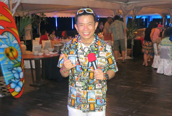 "HSBC Malaysia ""Hawaiian Nite"" Off-Site Dinner"
