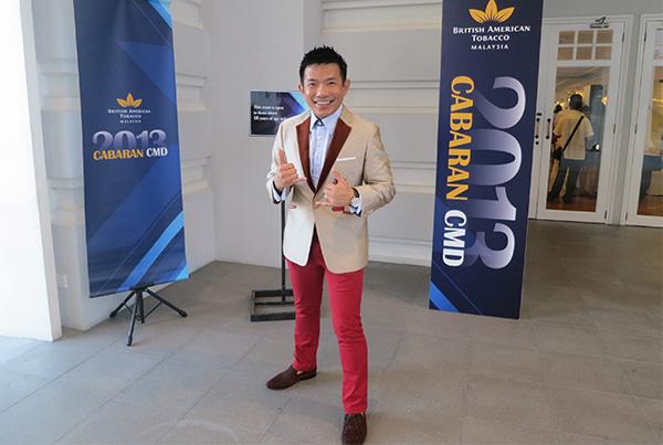 "BAT ""Cabaran CMD"" Campaign Prize Presentation"