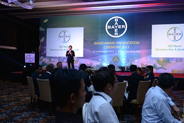 Bayer BYEE Awards Presentation