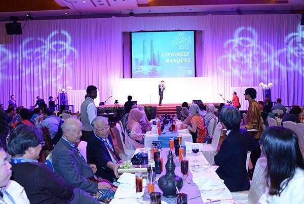 ISBT 24th Regional Congress Banquet