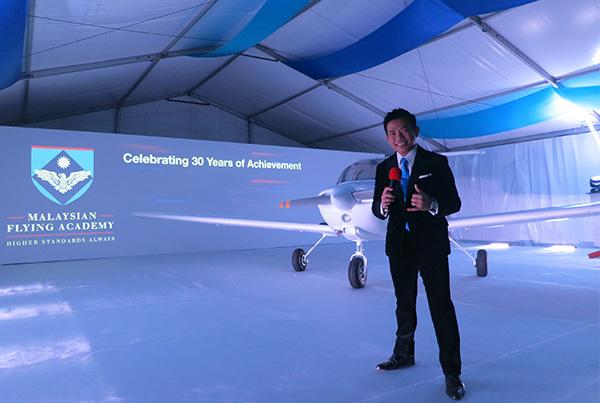 Malaysian Flying Academy 30th Anniversary