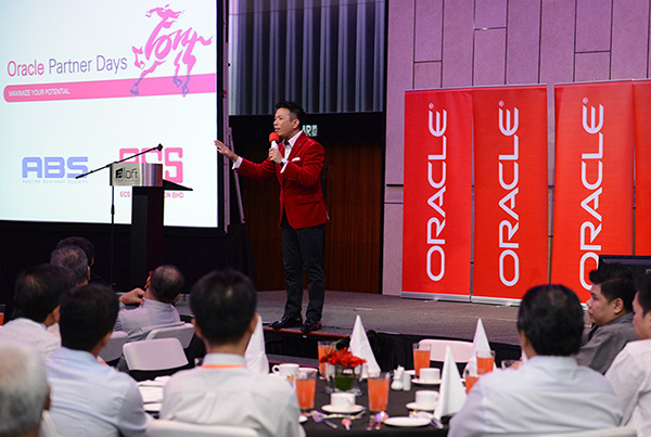 Oracle Partners Day