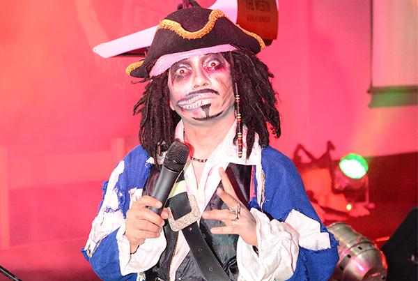 Melvin Aeria – Pirates
