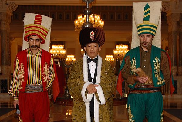 Melvin Aeria – Turkish Sultan