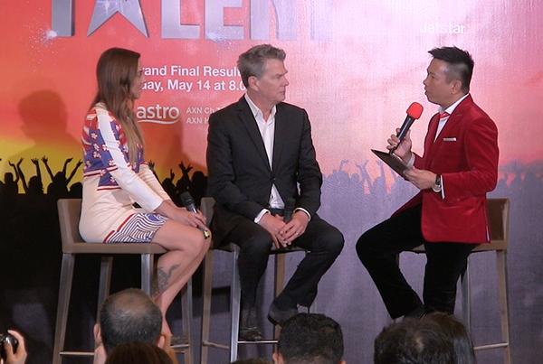 Media / Meet & Greet Session – AXN's Asia's Got Talent